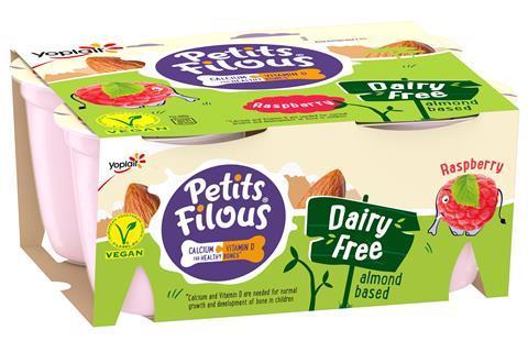 Petits Filous dairy free