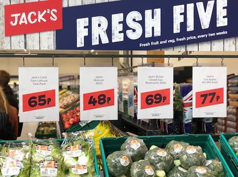 First look: Inside Tesco's new discount chain Jack's