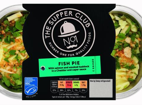 Sainsbury's adds six gourmet meals under Supper Club brand ...