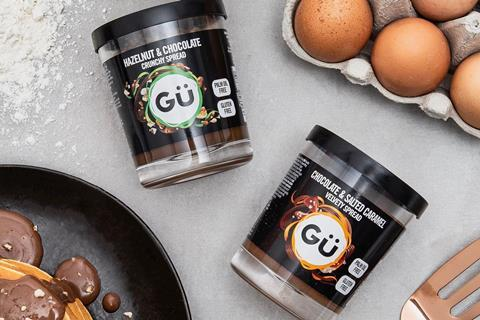 Gu Puddings