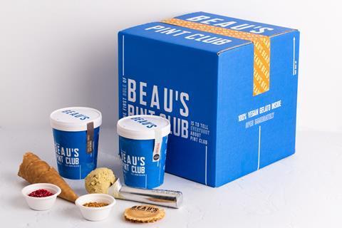 Beaus Ice Cream