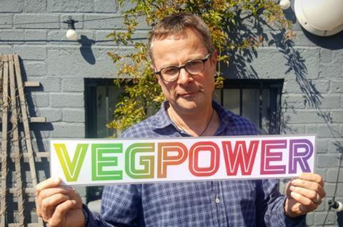 Hugh Fearnley Whittingstall - Veg Power web