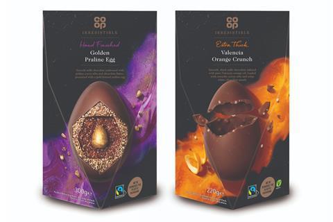 Hi-res Irresistible Golden Praline Easter Egg 2021 copy