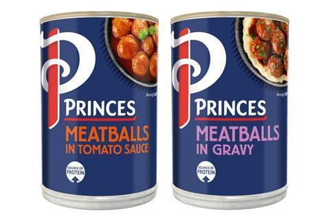 Princes meatballs