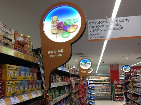 Eight exciting confectionery merchandising examples from
