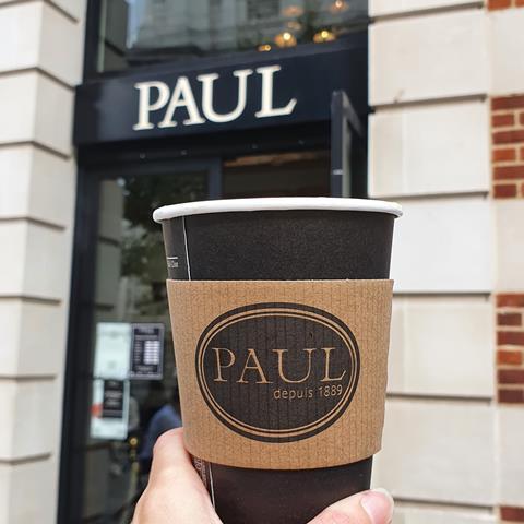 PAUL Takeaway