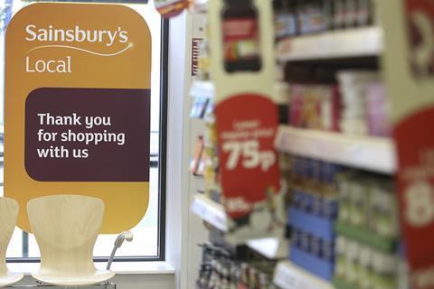 sainsburys local aisle promo