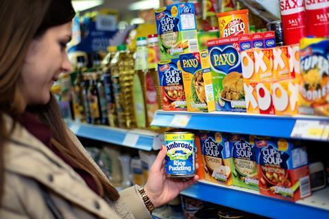 premier foods shopper