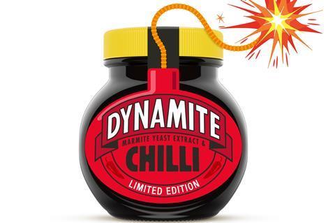 26295 Marmite Dynamite Jar with Fuse