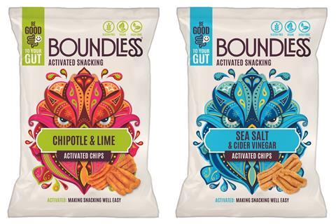 Boundless Activated Chips