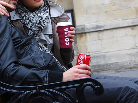 Five Reasons Why Coca Cola Has Bought Costa Coffee