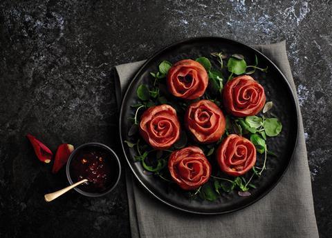 Aldi Thai Vegetable Roses