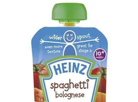 Heinz Baby Adds Wider Spouts To New Babyfood Trio News