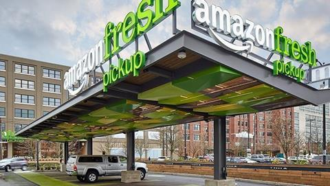 Amazon Fresh opens Seattle drive-through stores to public | News