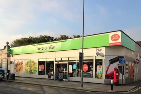 Portsmouth - Southern Co-op store