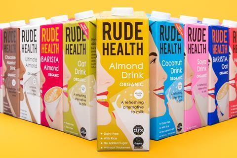 Rude Health range