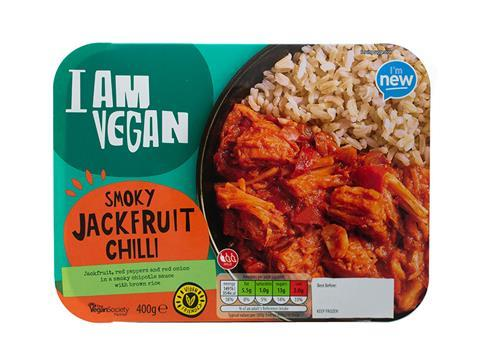 Aldi Launches Trio Of Vegan Own Label Ready Meals News