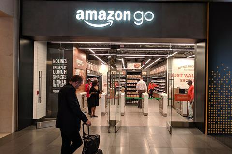 Inside Amazon S Go Store In New York Comment Opinion The Grocer