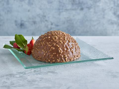 Aldi Christmas 2020 Aldi to launch giant Ferrero Rocher lookalike dessert for