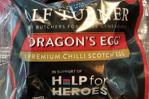 Alf Turner Dragon Egg
