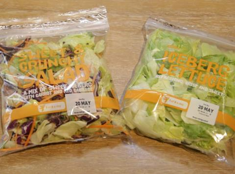 Tesco Launches New Resealable Packs Across Bagged Salads
