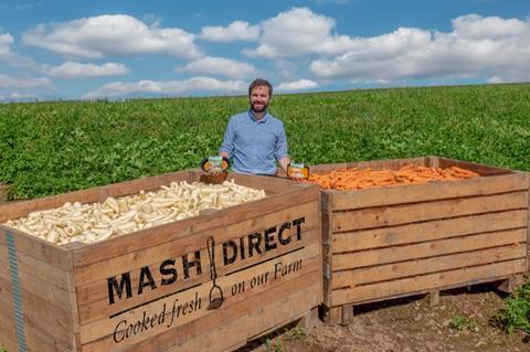 Jack Hamilton - Mash Direct