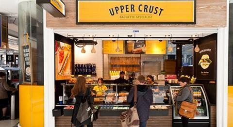 SSP Upper Crust