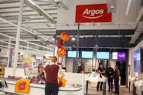 washing line 4 argos-store