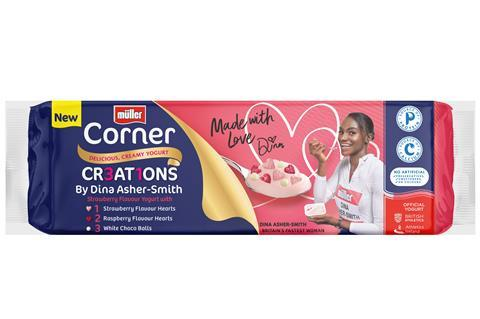 Müller Corner Creations by Dina Asher-Smith