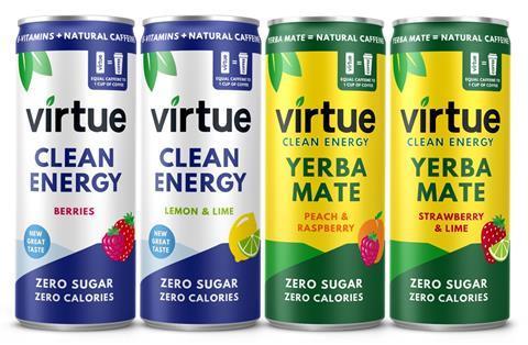 Virtue Drinks - Full Range
