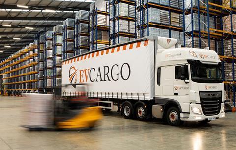 EV Cargo Global Forwarding