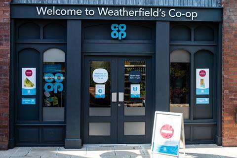 Weatherfield's Co-op
