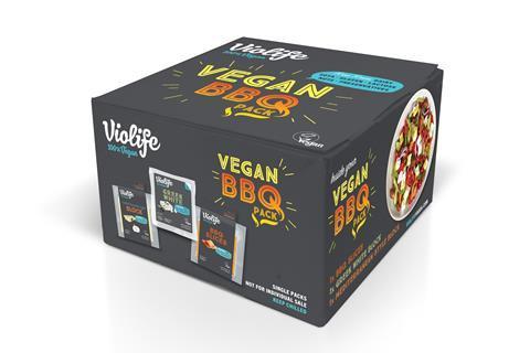 Violife Vegan BBQ pack