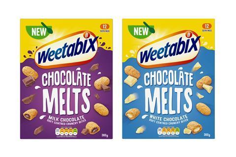Weetabix Melts