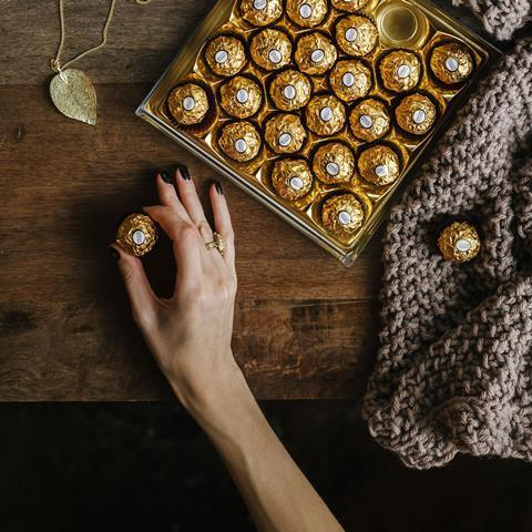 Ferrero lifestyle box
