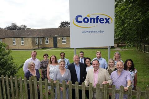 Confex group shot