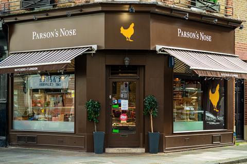 Parsons Nose butcher