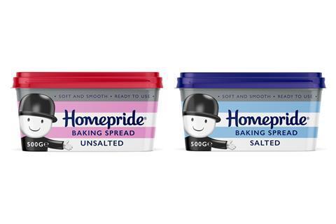 Homepride Spreads