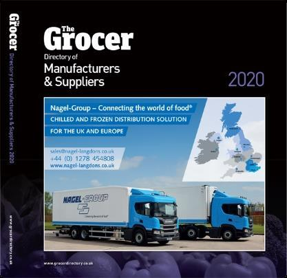 The Grocer Directory of Manufactuers & Suppliers