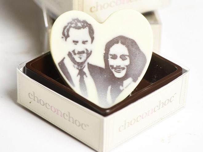 Choc on Choc royal wedding