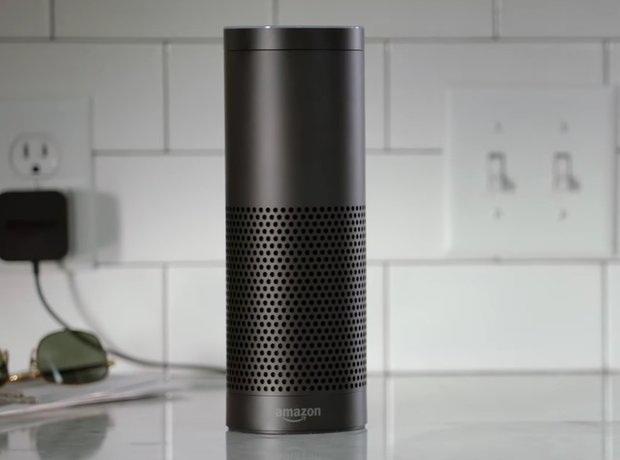 Amazon Echo screengrab