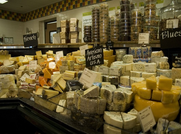 Whole Foods Cheese needs cred