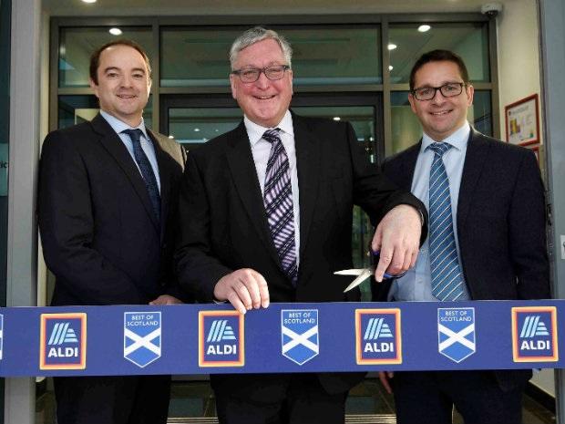 Aldi Scotland - Scottish Small Supplier Dev Prog