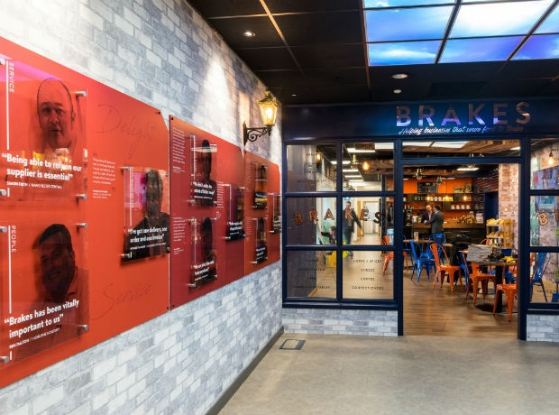 Brakes Innovation Centre Launch web