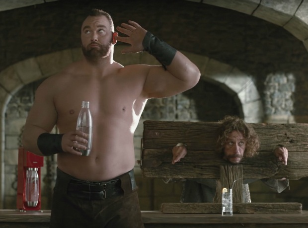 SodaStream Shame or Glory ad