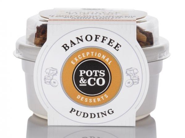 Pots & Co Banoffee Pie